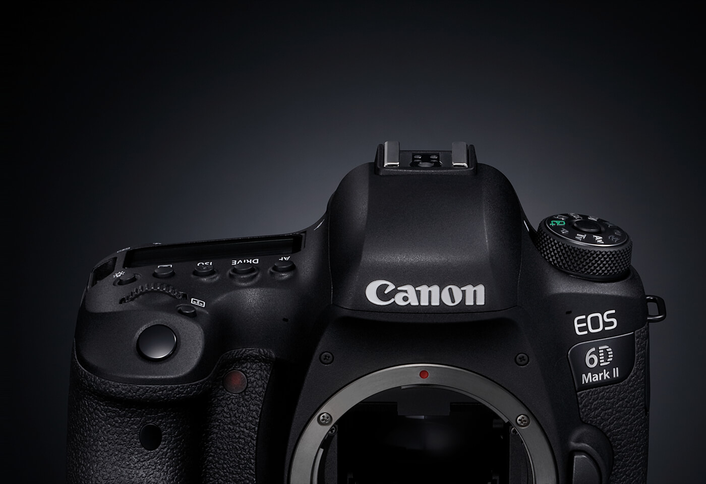 Product image of EOS 6D Mark II without lens