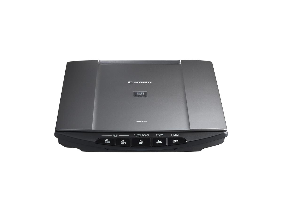 Canon CanoScan LiDE210 scanner