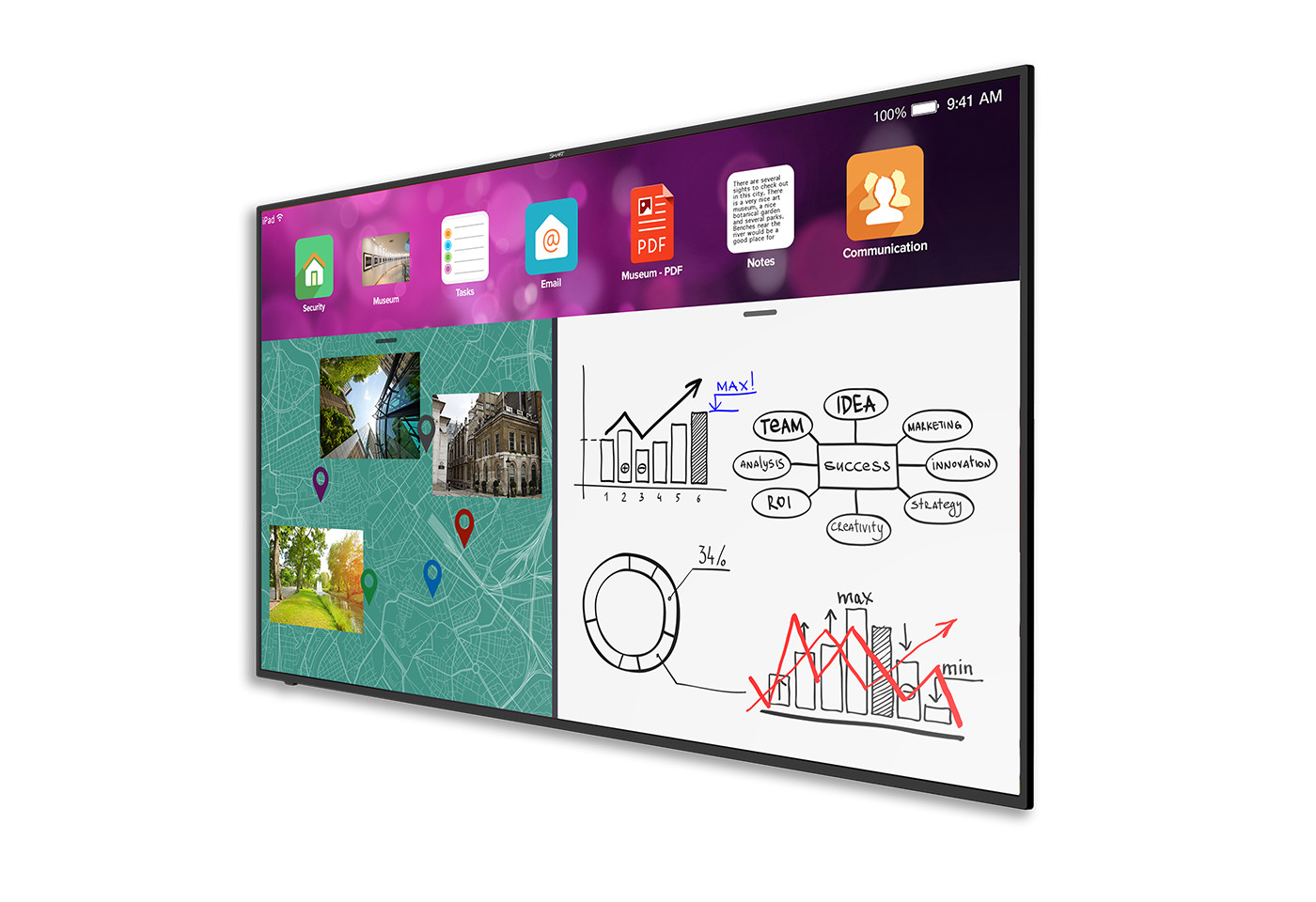 SMART Board 2000 PRO Series