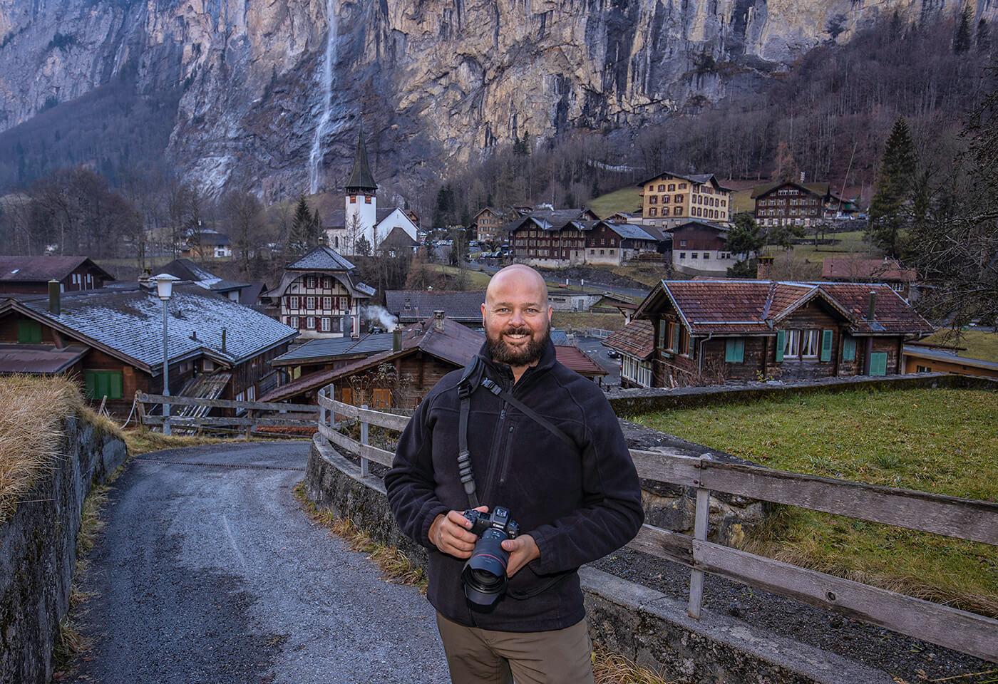 Canon Collective Ambassador Greg Sullavan