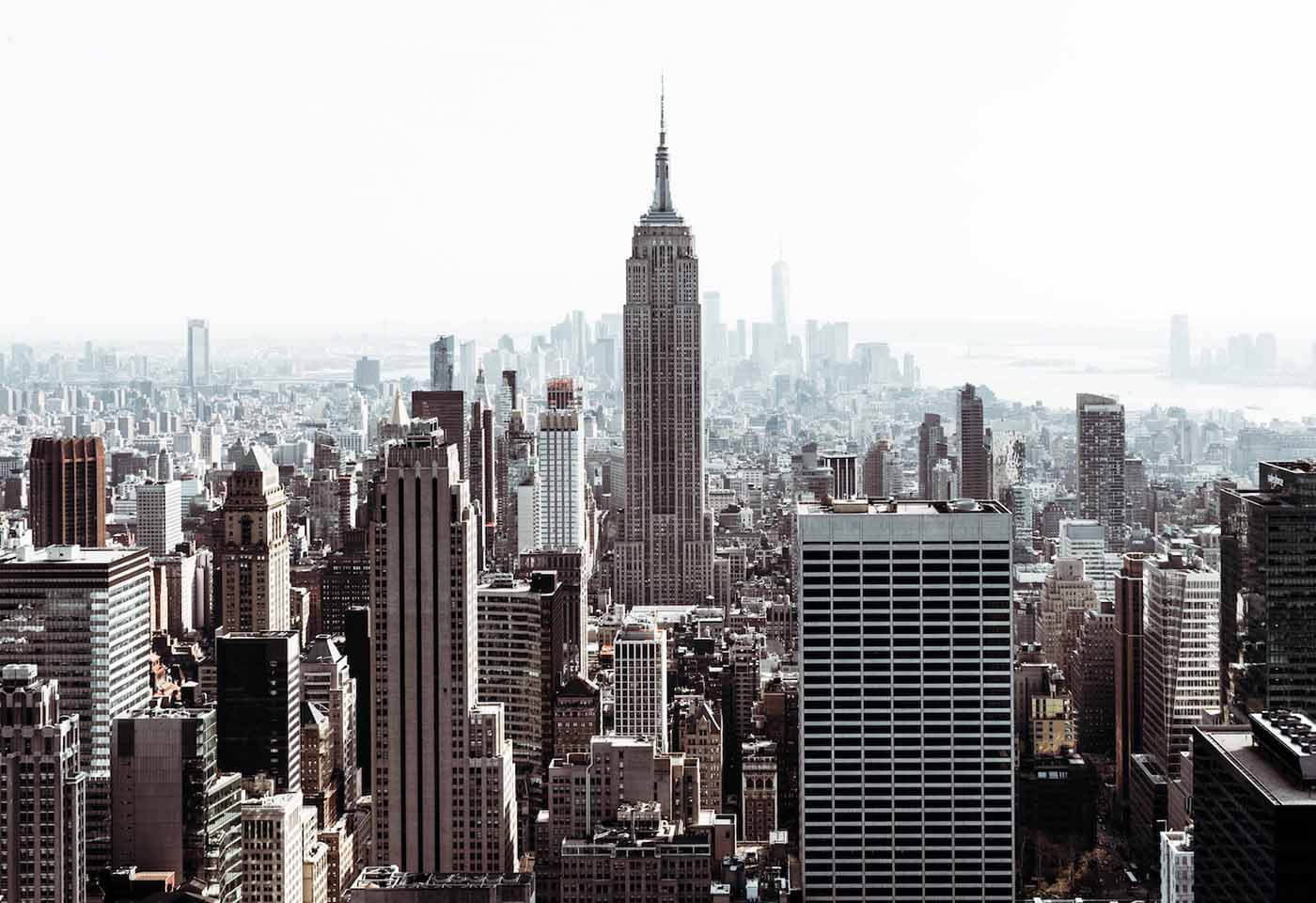 Landscape image of New York City
