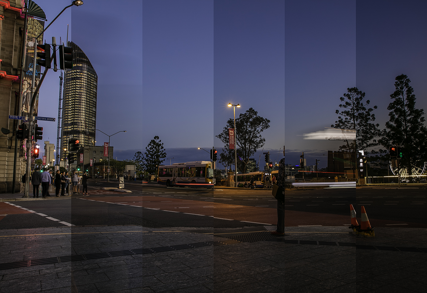 landscape image time lapse