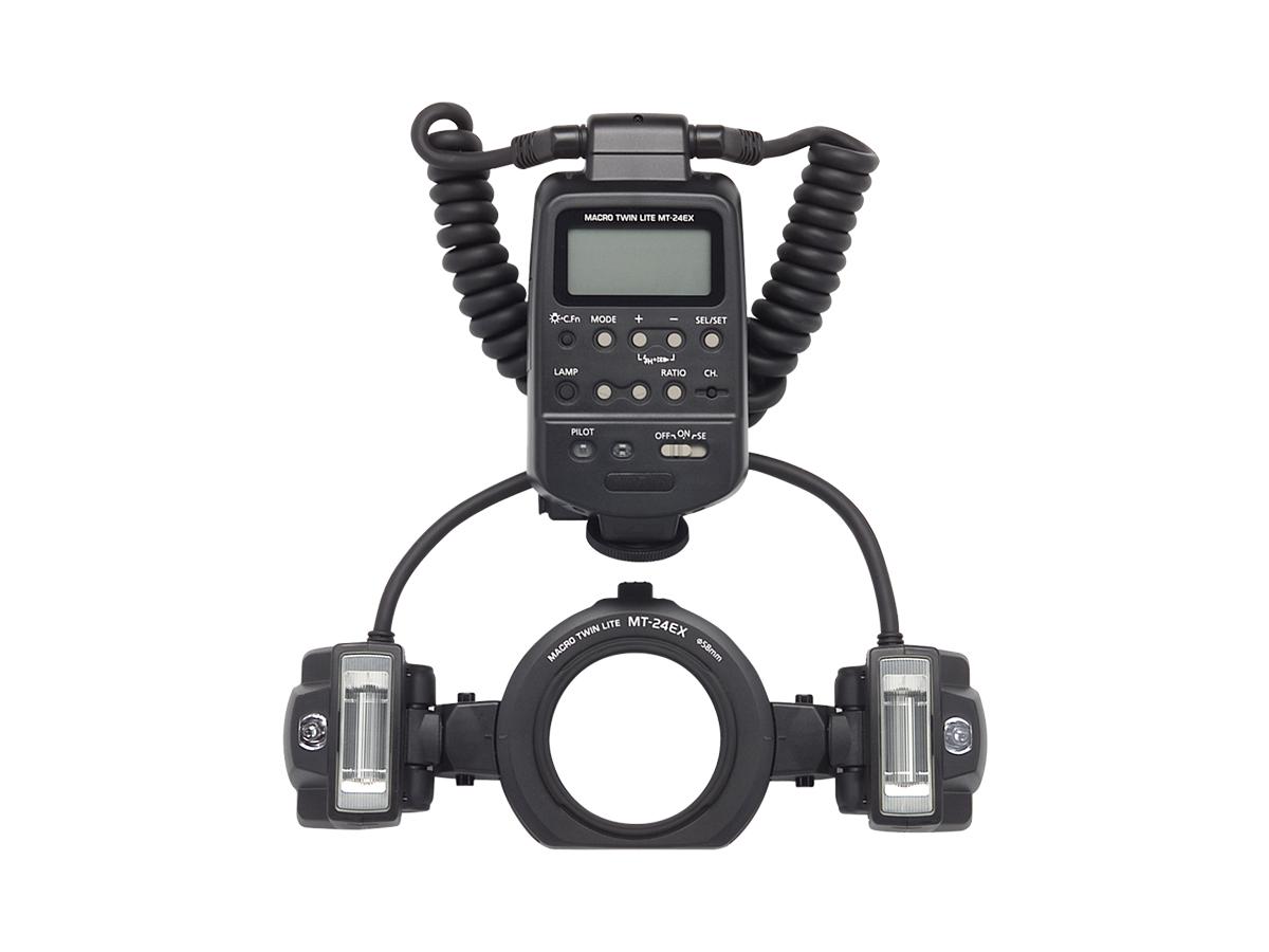 Canon Macro Twin Lite MT-24EX lighting system