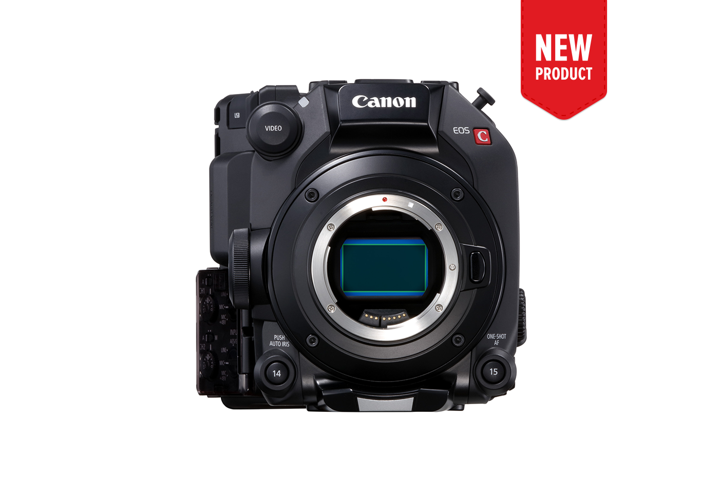Product image for EOS C500 Mark II