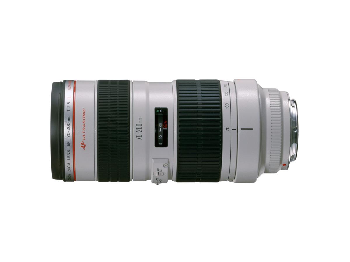 EF 70-200mm f/2.8L USM lens