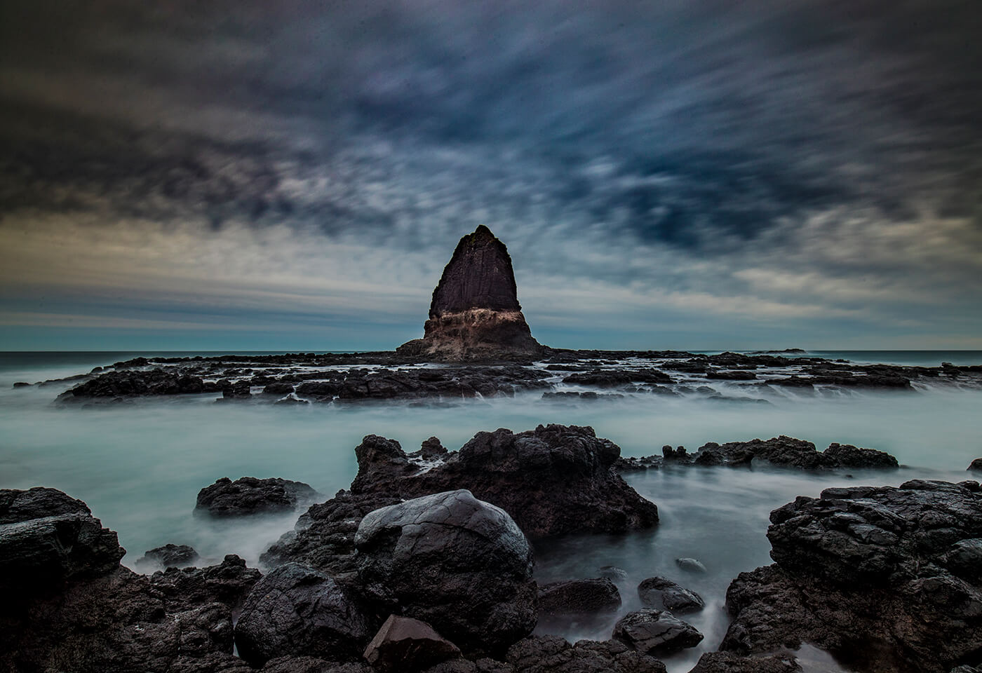 Long exposure Photography at Cape Schanck by Jay Collier
