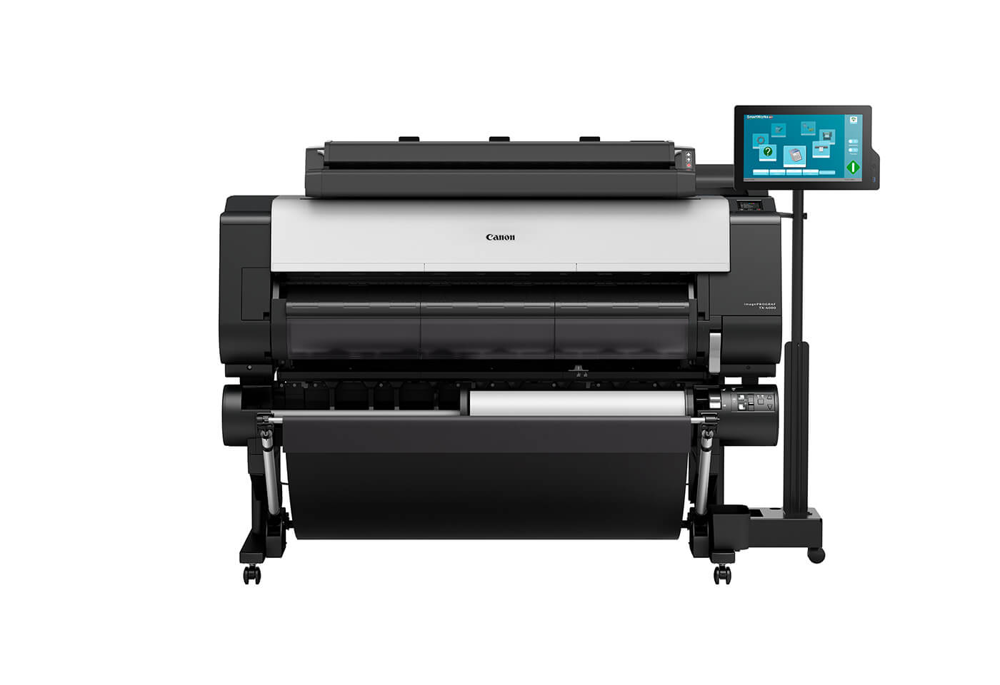 TX 4000 MFP front image