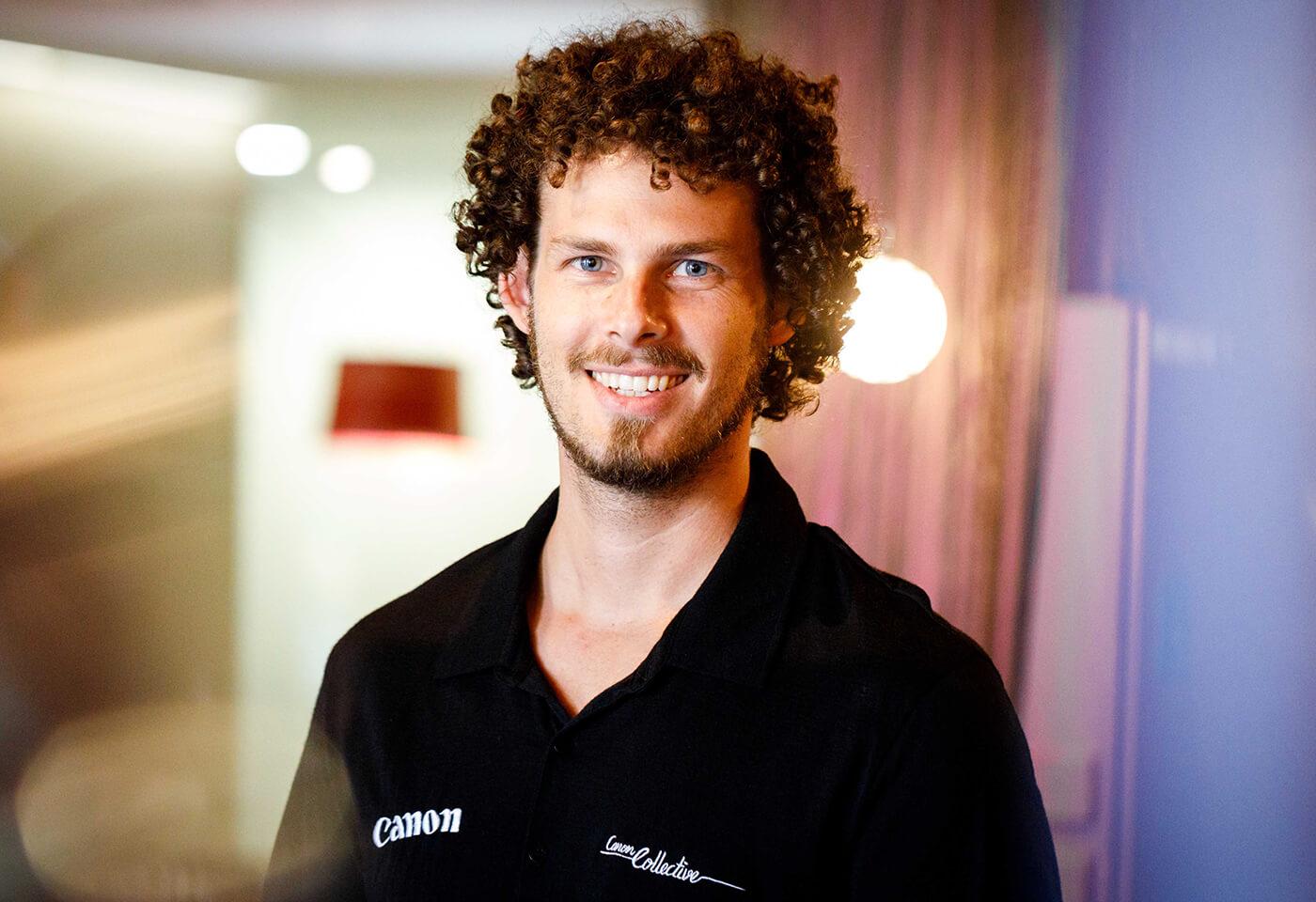 Canon Collective Ambassador Scott Stramyk
