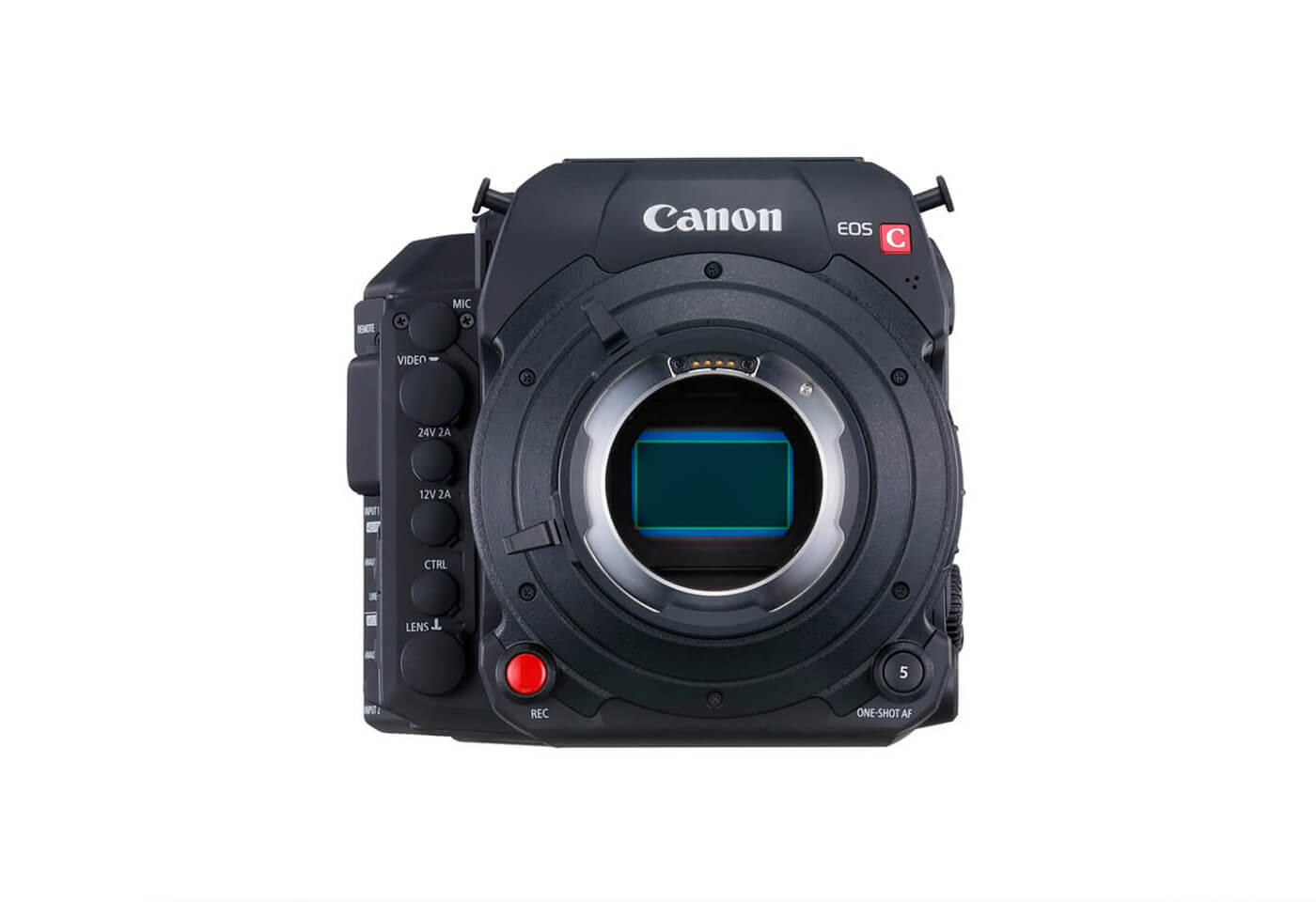 C700 FF front image