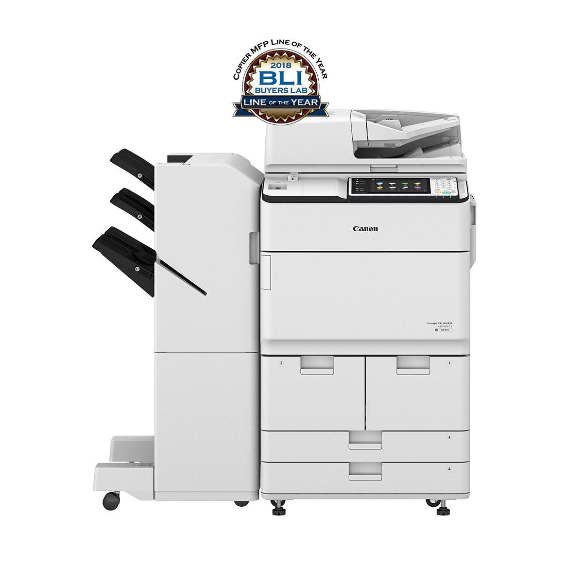 Canon imageRUNNER ADVANCE 6500i Series Multifunction Printer