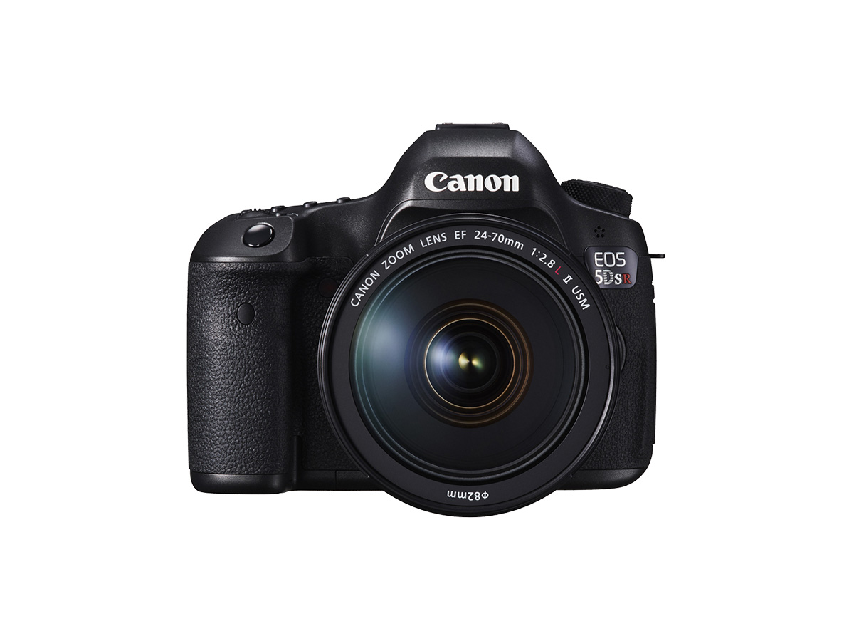 Canon EOS 5DSR DSLR camera