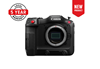 Product image of the new EOS C70 Cinema camera with 5 Year Warranty