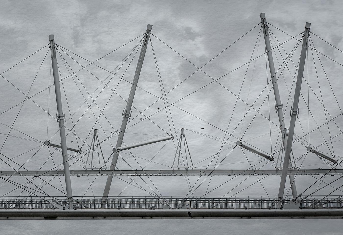 Image of Kurilpa Bridge by Greg Sullavan