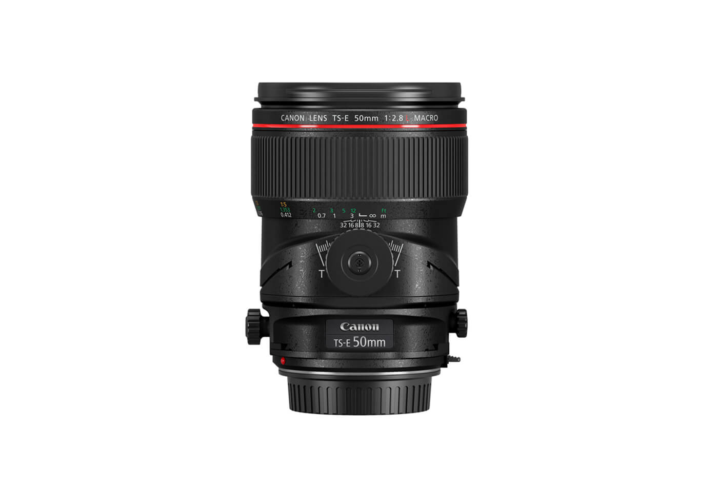 TS-E 50mm f/2.8L Macro Tilt Shift front image