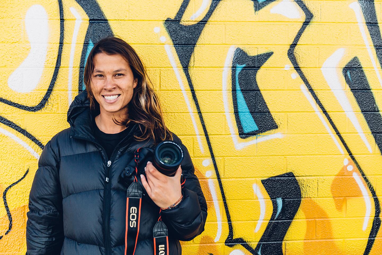 Fran Miller surf photographer