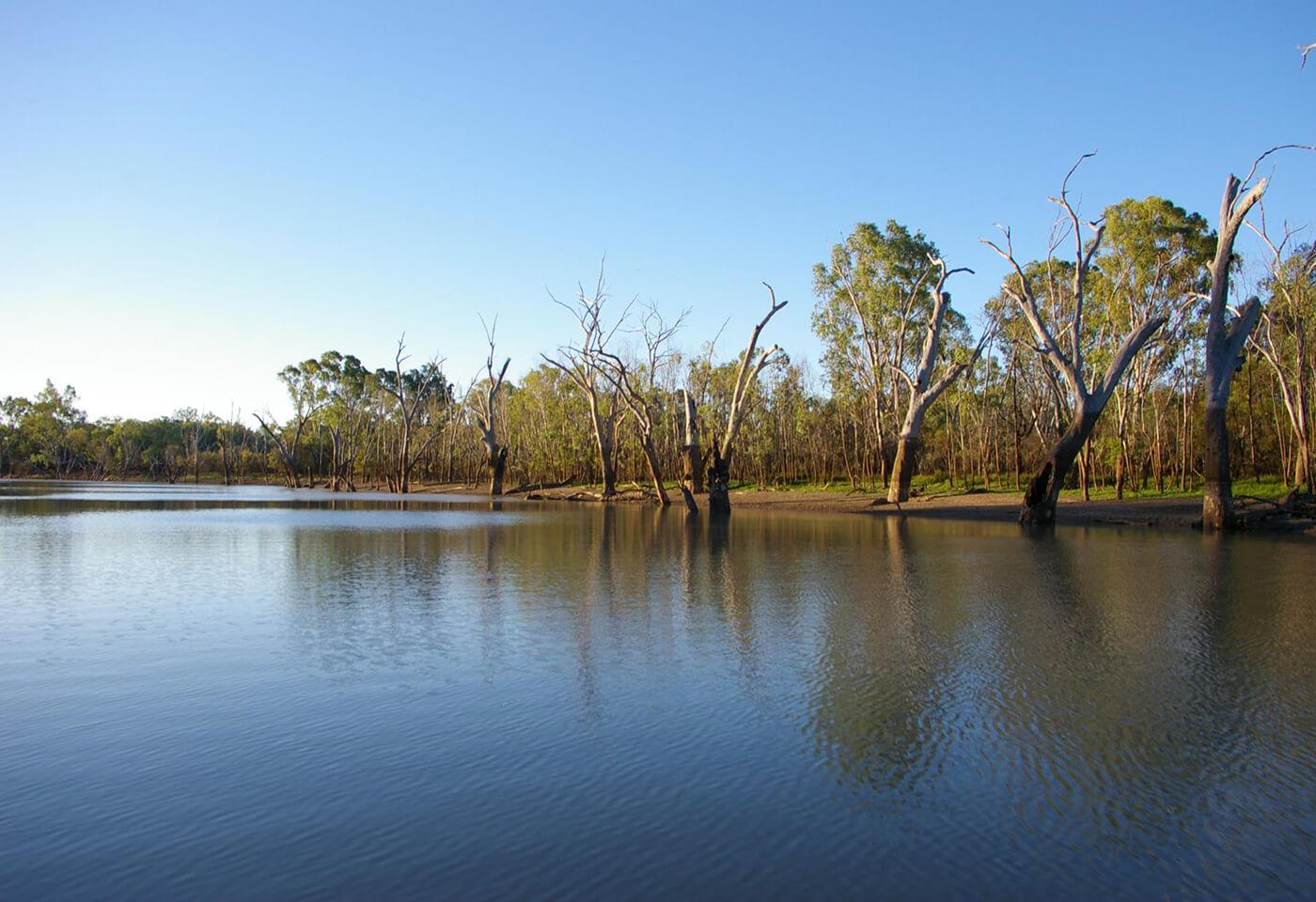 Sandytown River