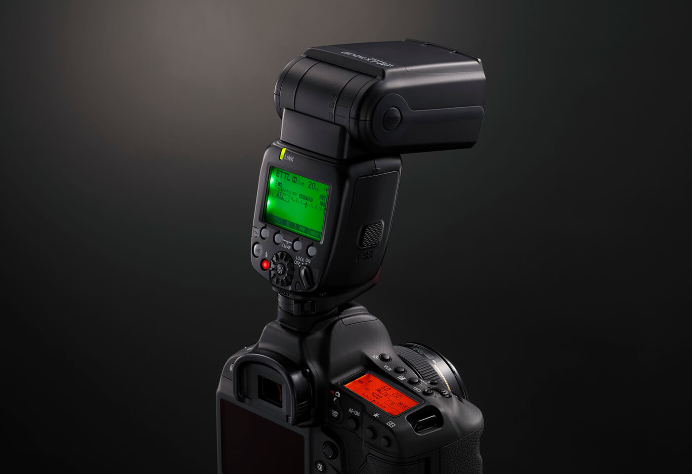 Speedlite Flashes by Canon