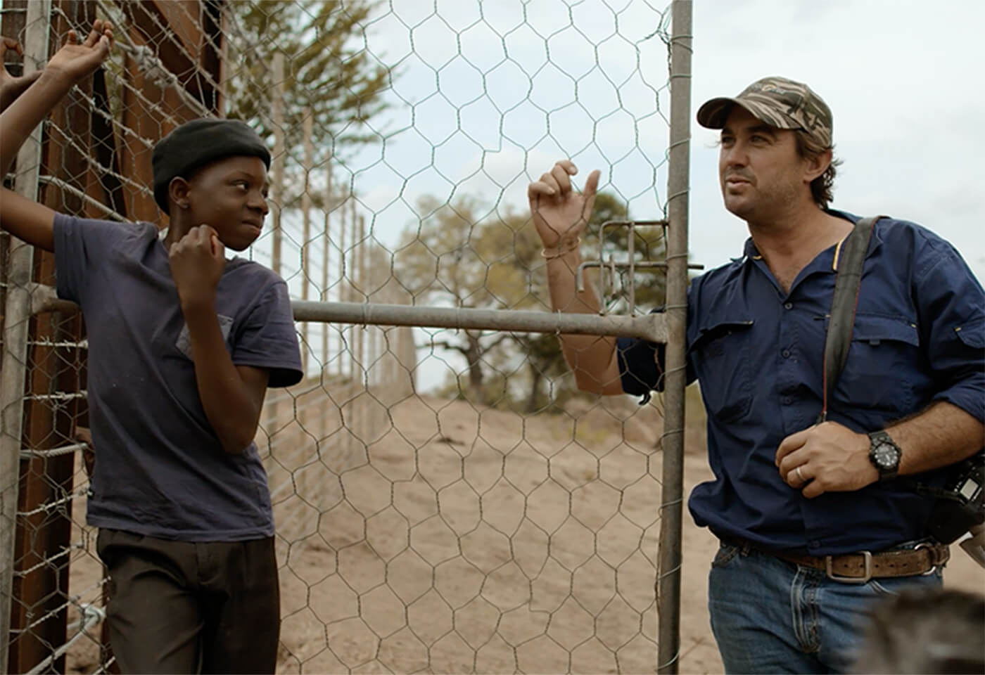 Nat Geo's Save This Rhino documentary