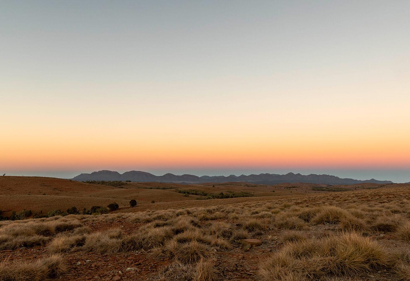 Sunrise Photography at Anzac Hill
