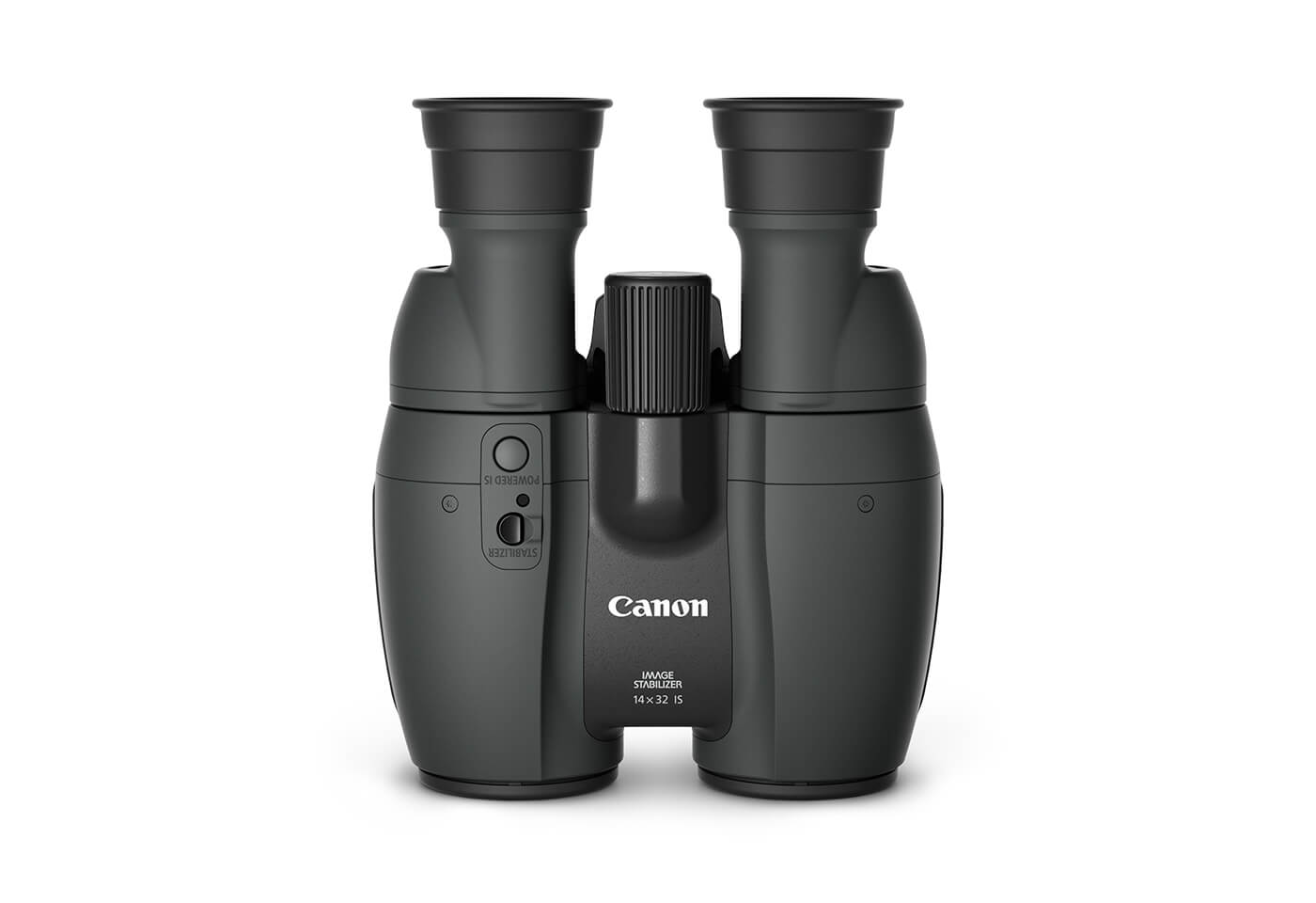 Canon 14x32 binoculars front image