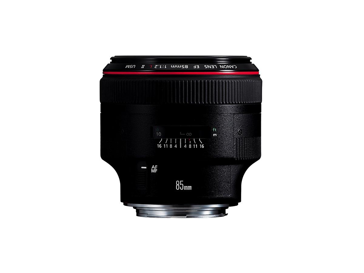 EF 85mm f/1.2L II USM lens