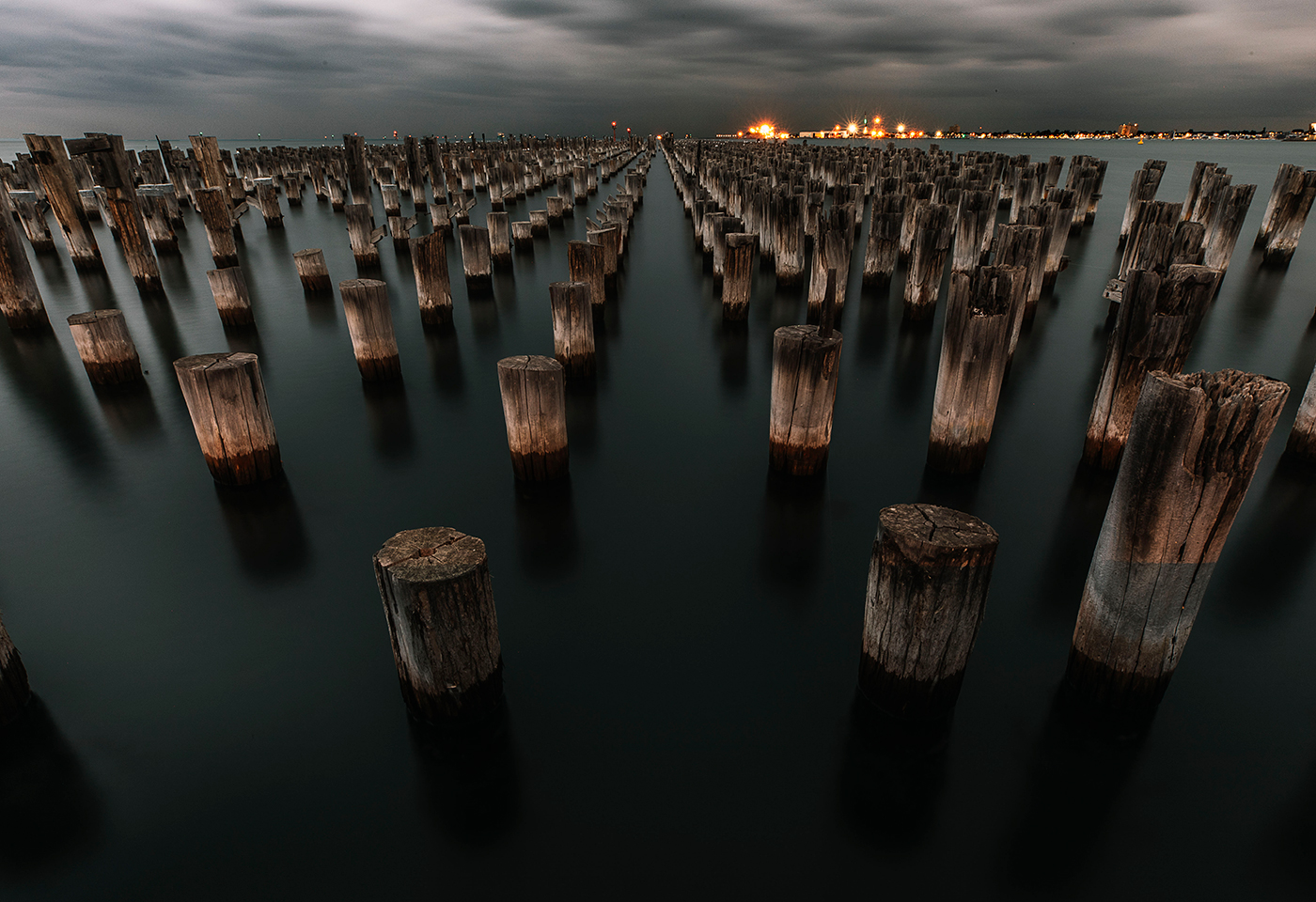 Princes Pier by Neal Walters