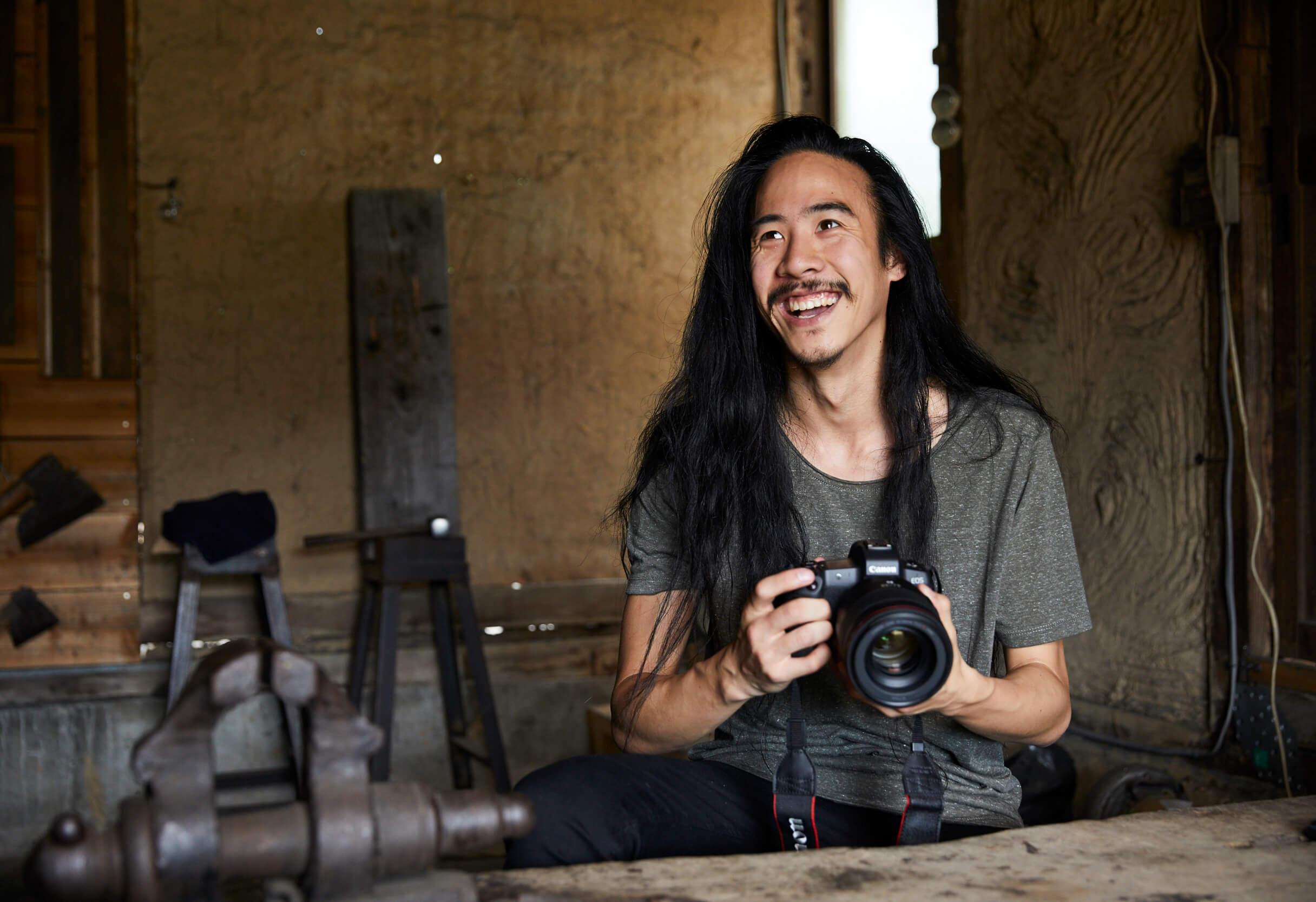 Image of Jarrad Seng