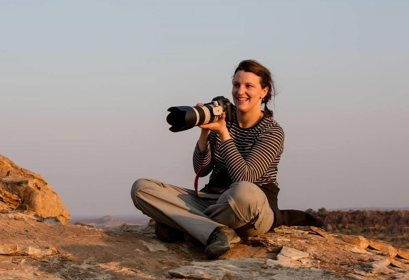 Canon Collective ambassador Gemma Ortlipp
