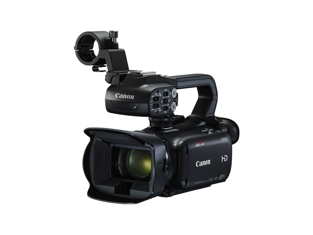 Canon XA30 digital camcorder