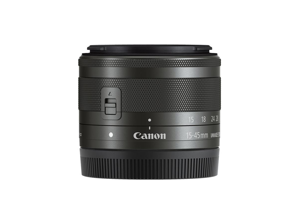 EF-M 15-45mm f/3.5-6.3 IS STM lens