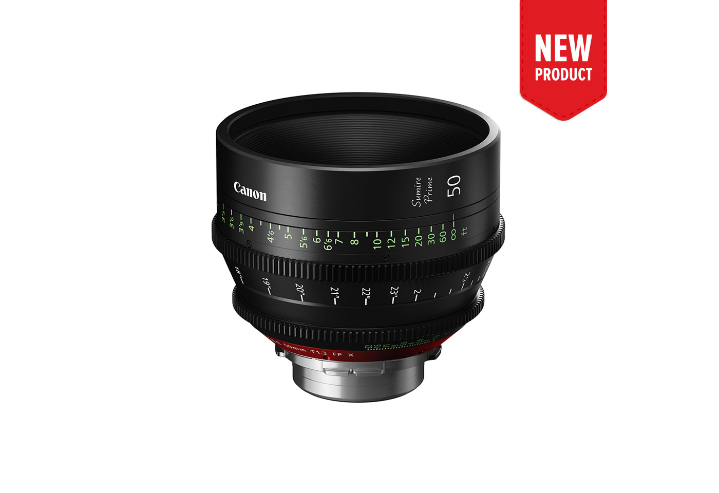 Product image of CN-E50mm T1.3 FP X