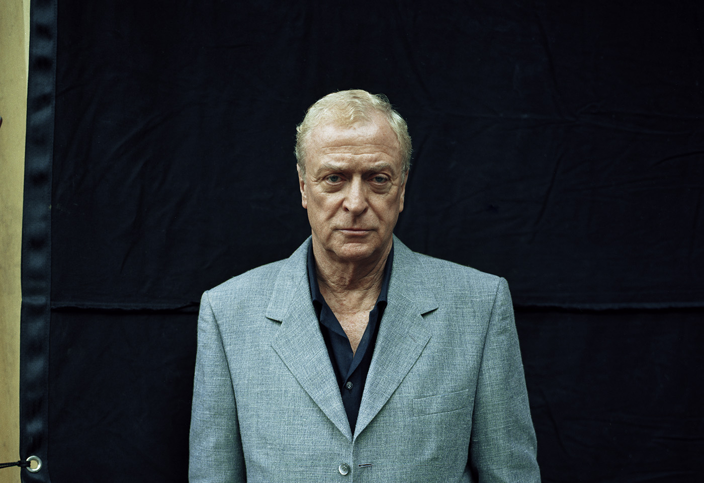 Portrait image of Michael Caine