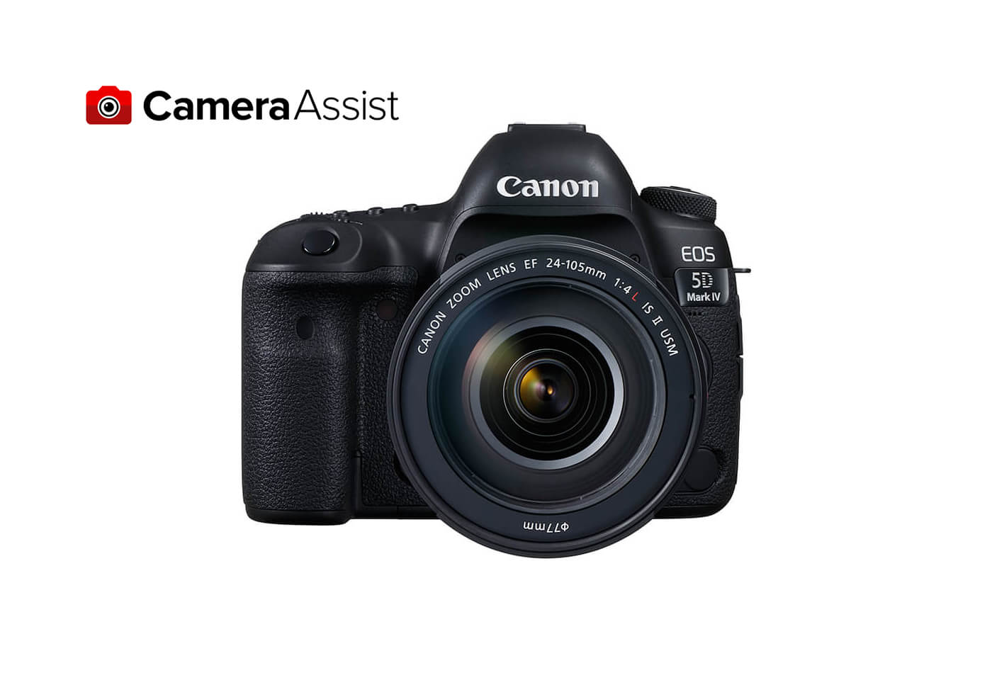 EOS 5D Mark IV front image