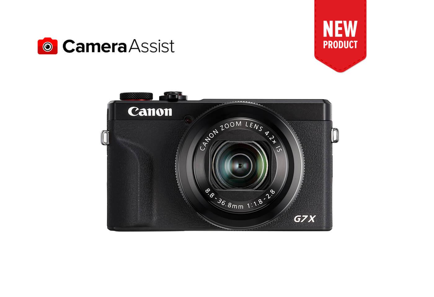 Product image of PowerShot G7 X Mark III