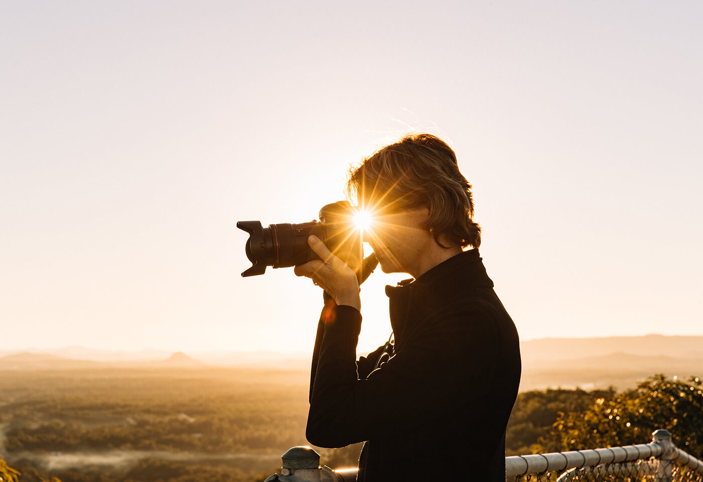 Image of photographer by Neal Walters