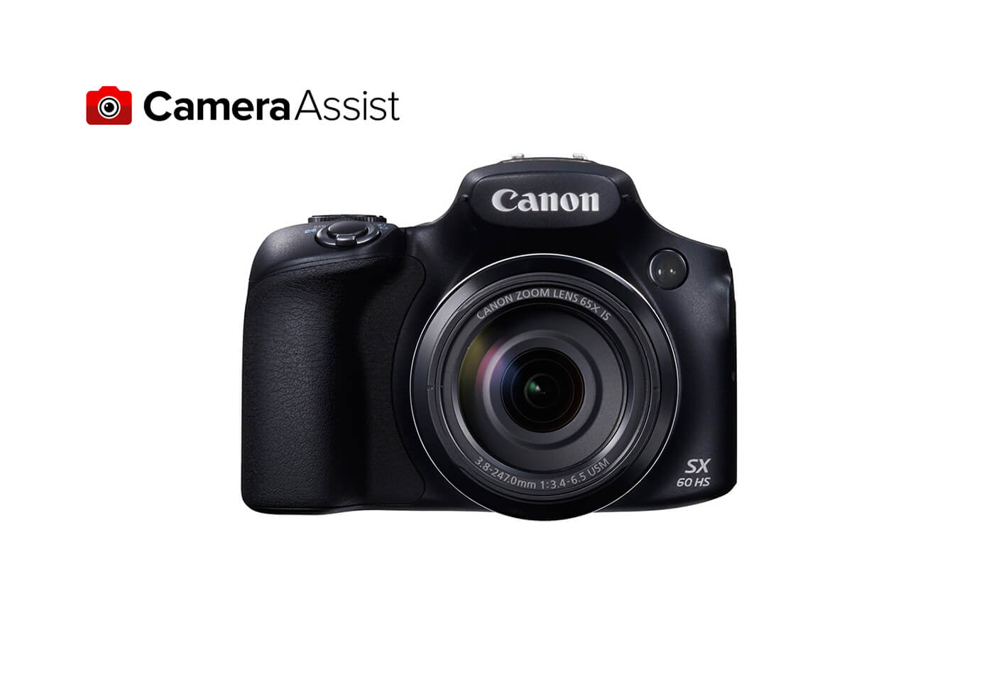 Camera Assist supported product image
