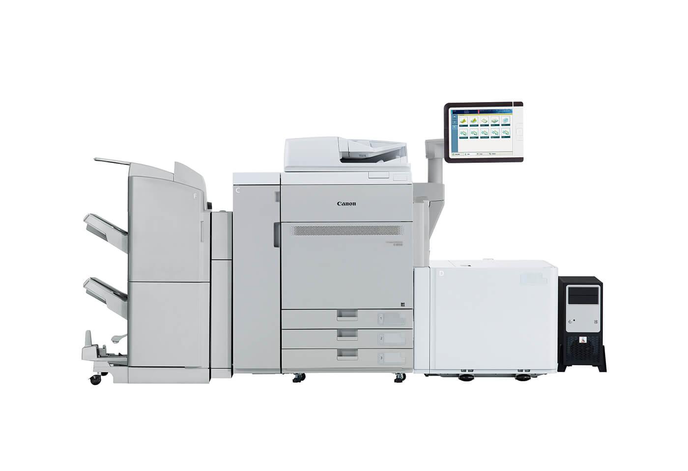 imagePRESS C650 image