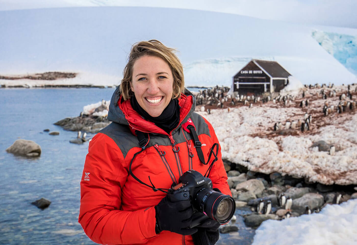 Canon Collective Ambassador Jenn Cooper