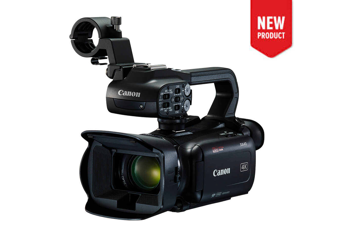 Product image of XA40 video camera