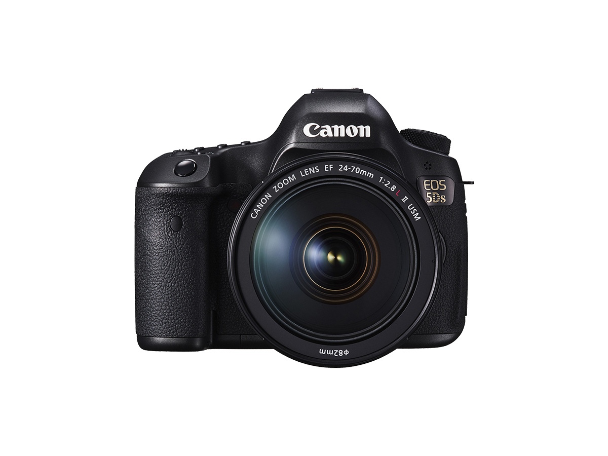 EOS 5Ds front