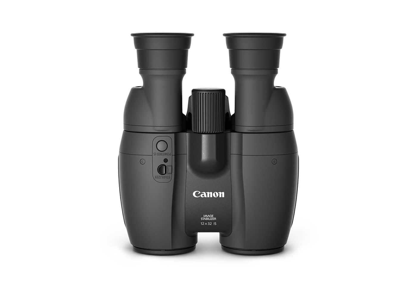 Canon 12x32 binoculars front image