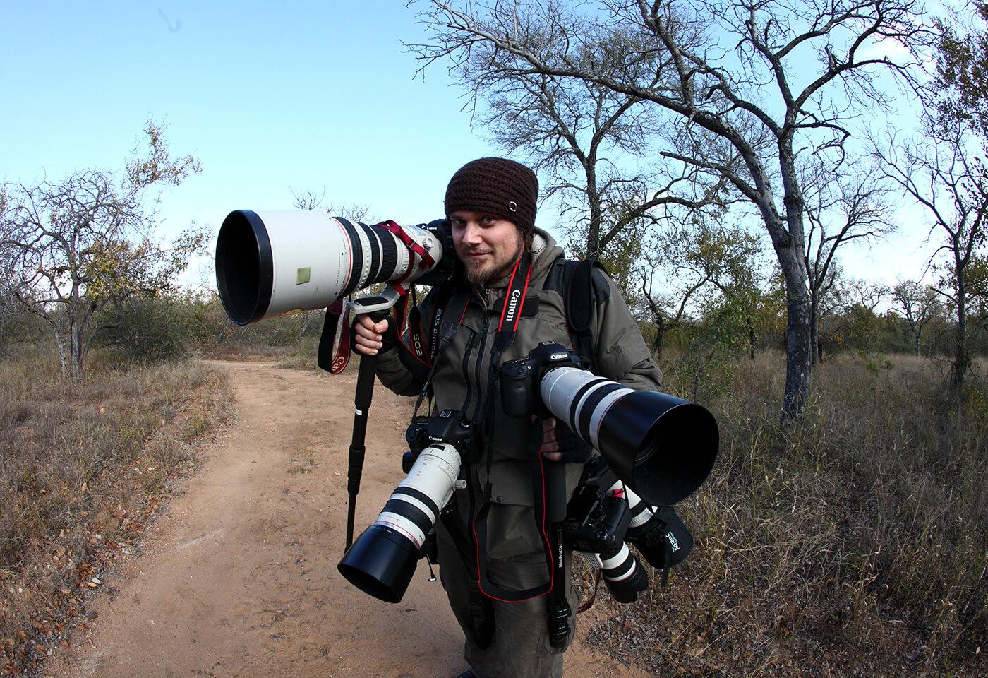 Canon Collective Ambassador Jay Collier