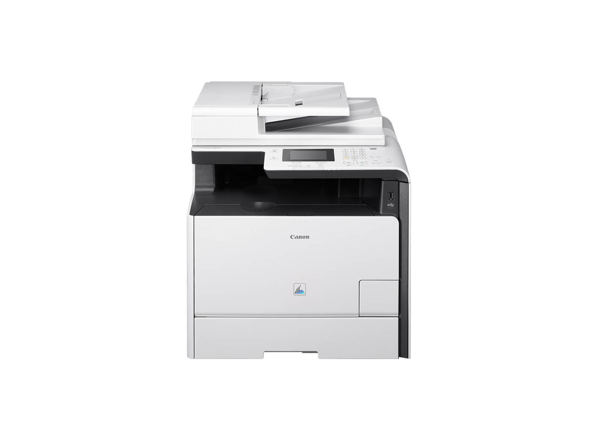Canon imageCLASS MF729Cx Multifunction Laser Printer front