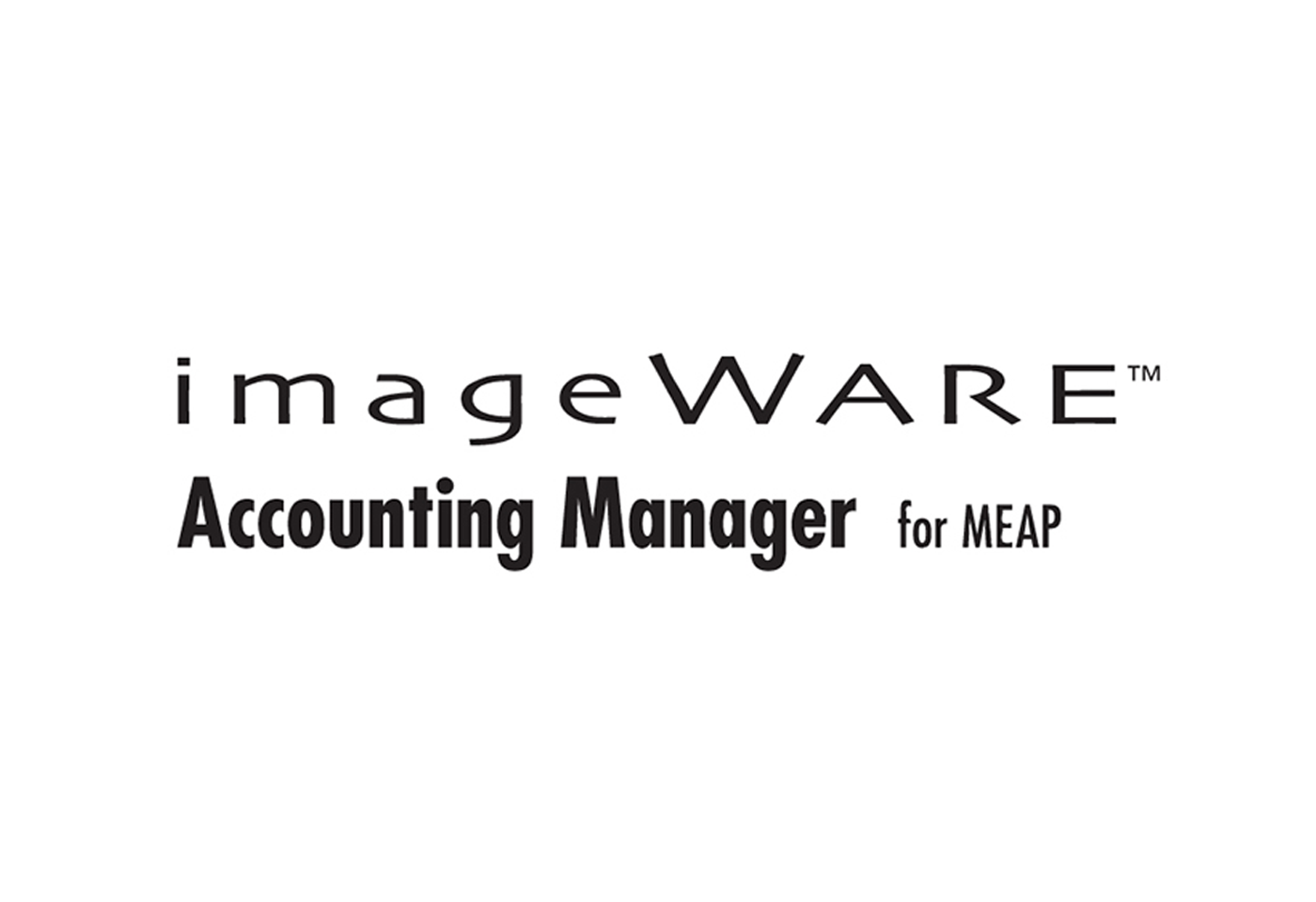 iW Accounting Manager for MEAP