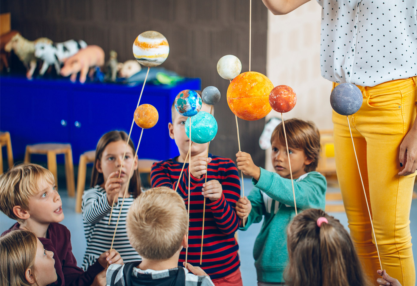 What cues can teachers take for their classrooms from the evolving museum landscape? Lots, especially when it comes to STEAM education, as some Australian teacher decently discovered.