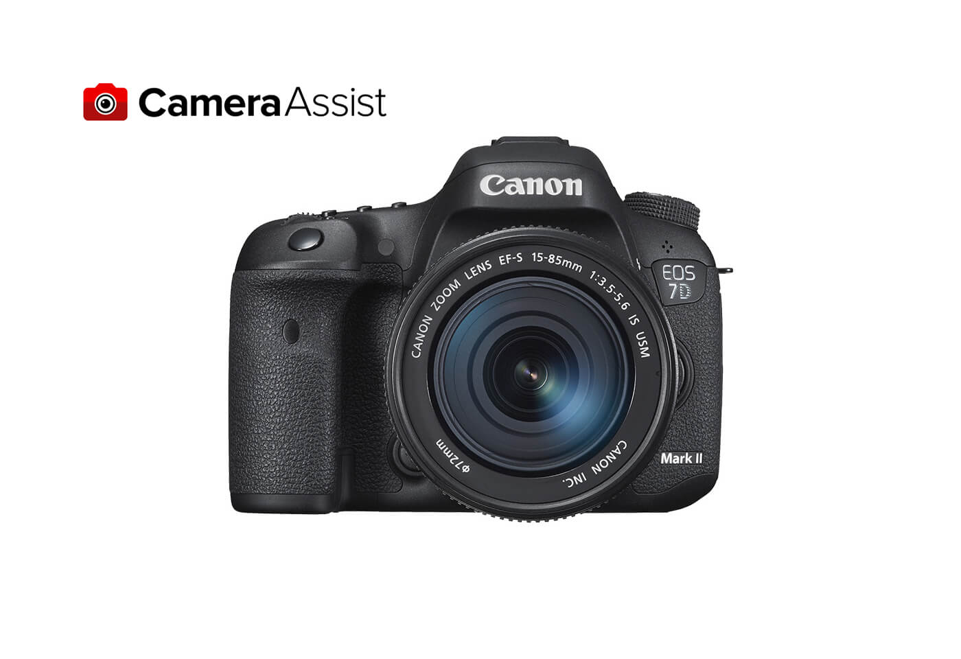 EOS 7D Mark II front image