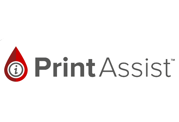 Print Assist logo