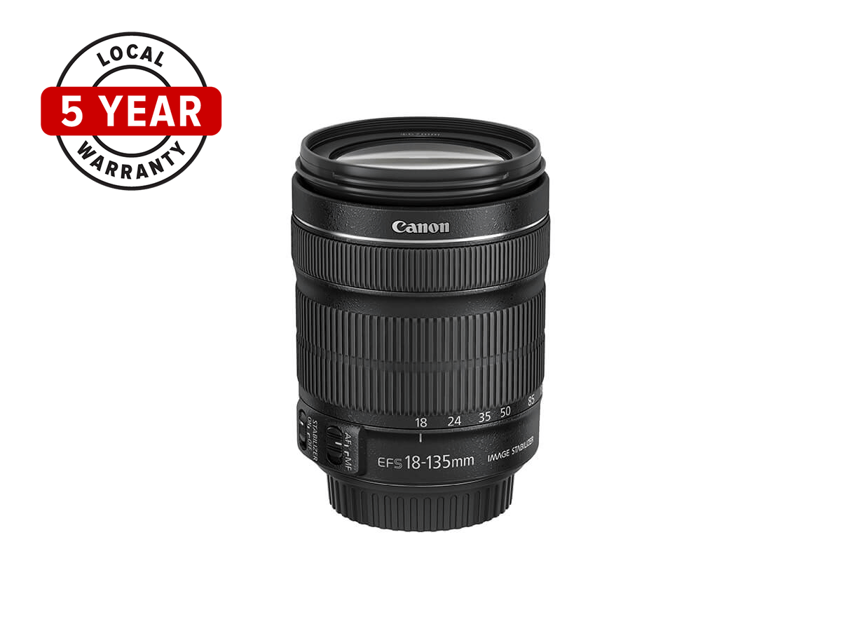 Product image of EF-S 18-135mm f/3.5-5.6 IS STM