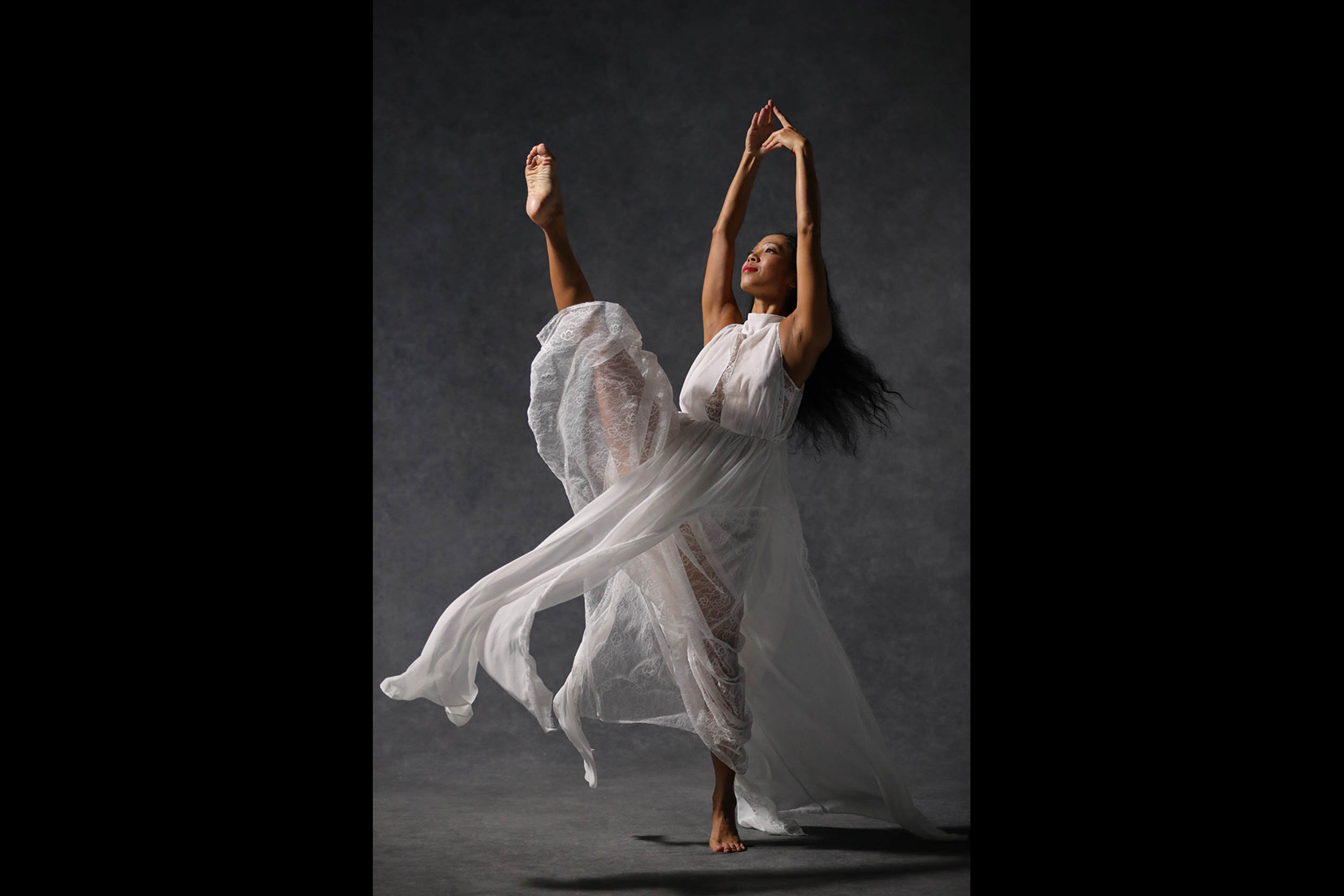 Dancer taken with Canon EOS-1DX Mark II DSLR camera