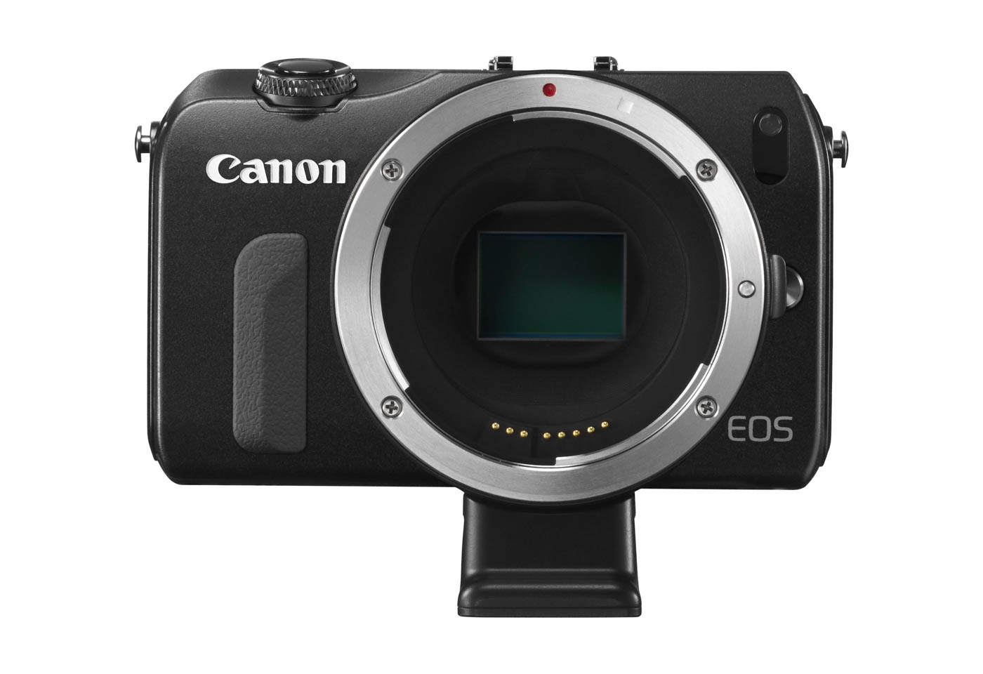 Removable tripod mount for Canon Mount Adapter EF-EOS M